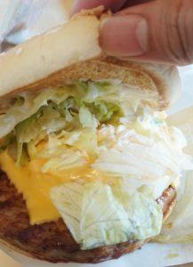 マクドナルドチーズてりたま