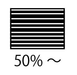 白髪50%以上